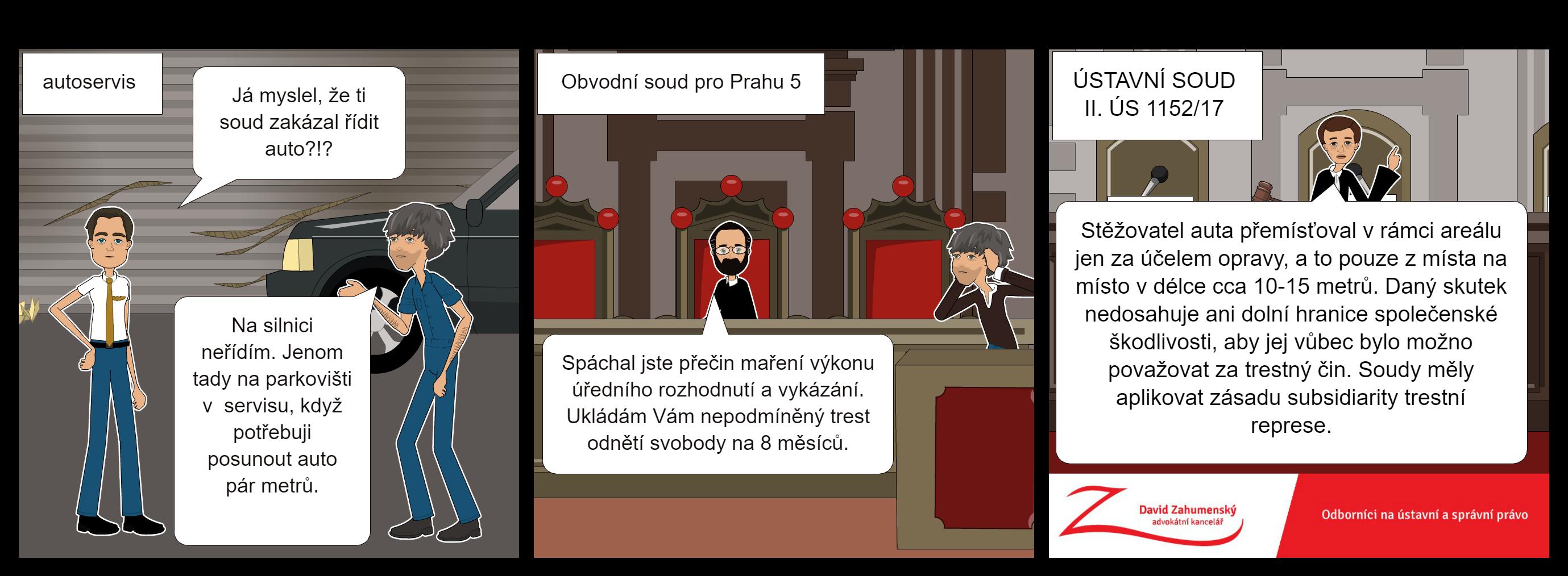 subsidiarita trestní represe