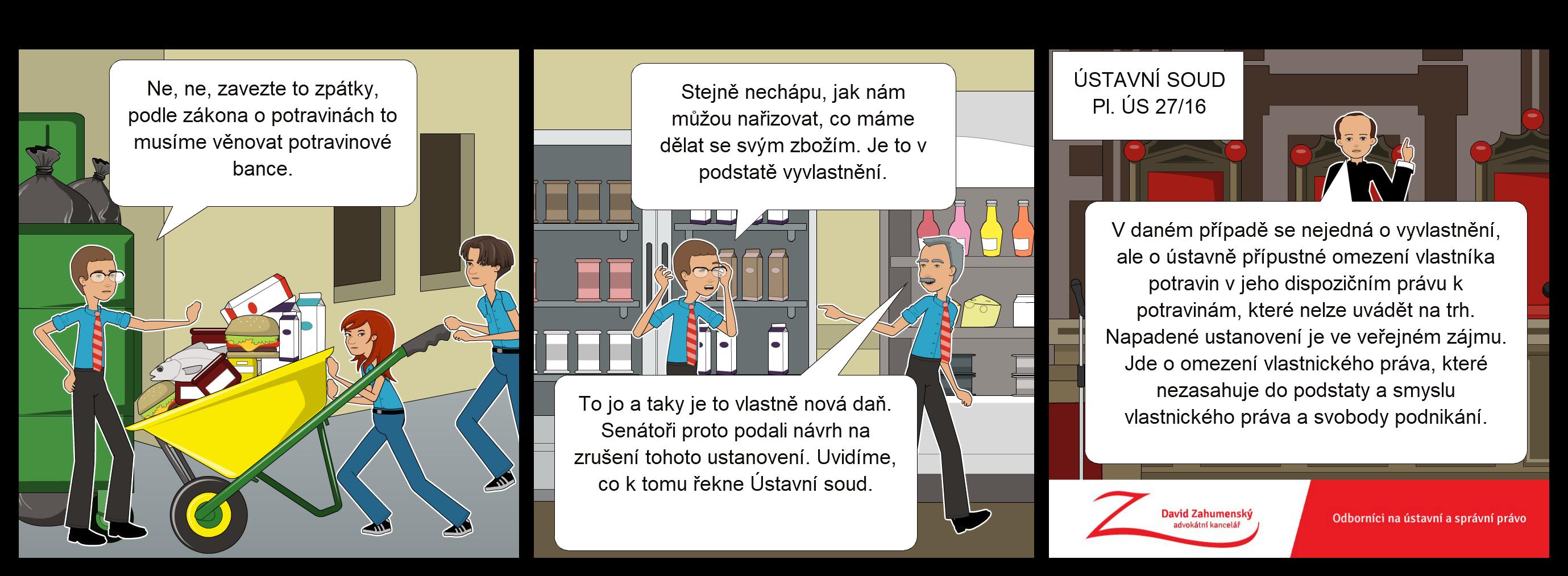 Komiks k nálezu Ústavního soudu č. 42