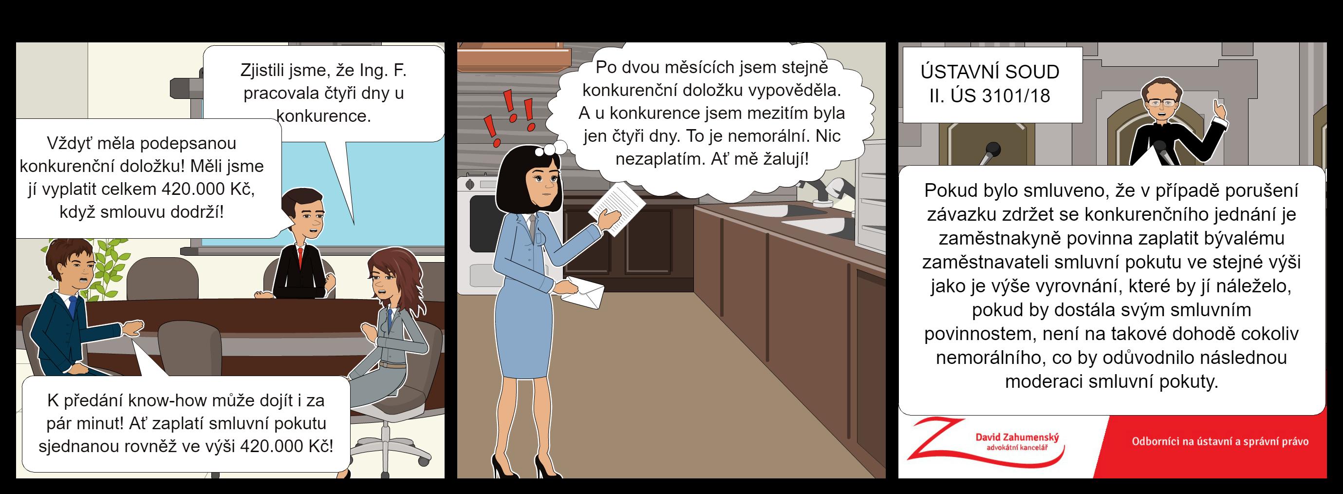 nález Ústavního soudu sp. zn. II. ÚS 3101/18